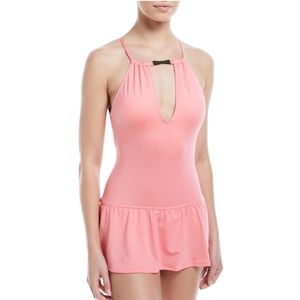 Kate Spade one piece swimsuit size M NWT